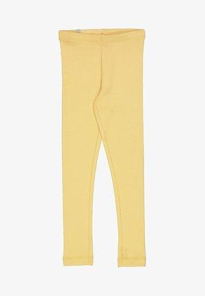 Leggings - Trousers - sahara sun