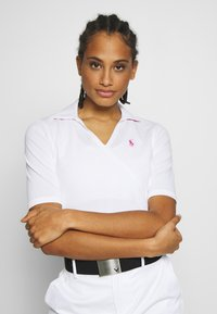 Polo Ralph Lauren Golf - SHORT SLEEVE - Polo shirt - pure white - 0