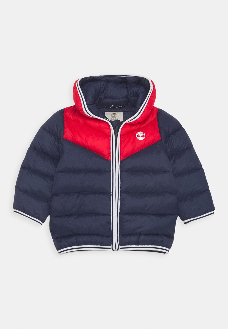Timberland - PUFFER JACKET BABY - Chaqueta de invierno - navy