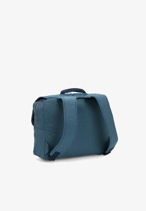 INIKO - School bag - baltic aqua