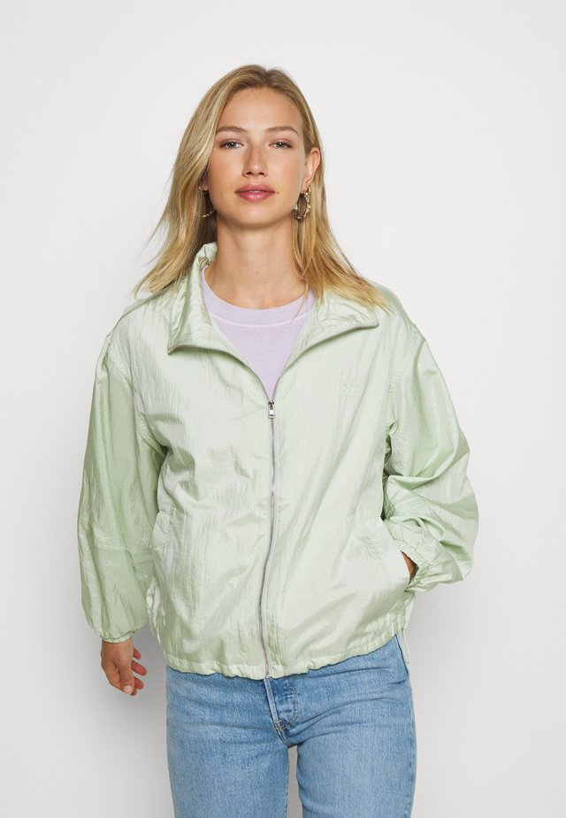 DREW - Summer jacket - bok choy