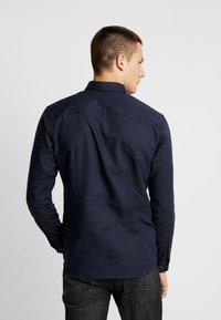 Jack & Jones PREMIUM - JPRFOCUS SOLID SHIRT SLIM FIT - Shirt - navy blazer - 2