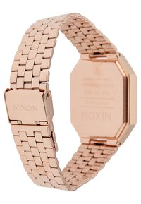 Nixon - RE-RUN - Digital watch - rose gold - 3