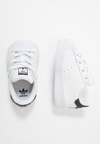adidas Originals - SUPERSTAR EL - Sneaker low - footwear white/core black - 0