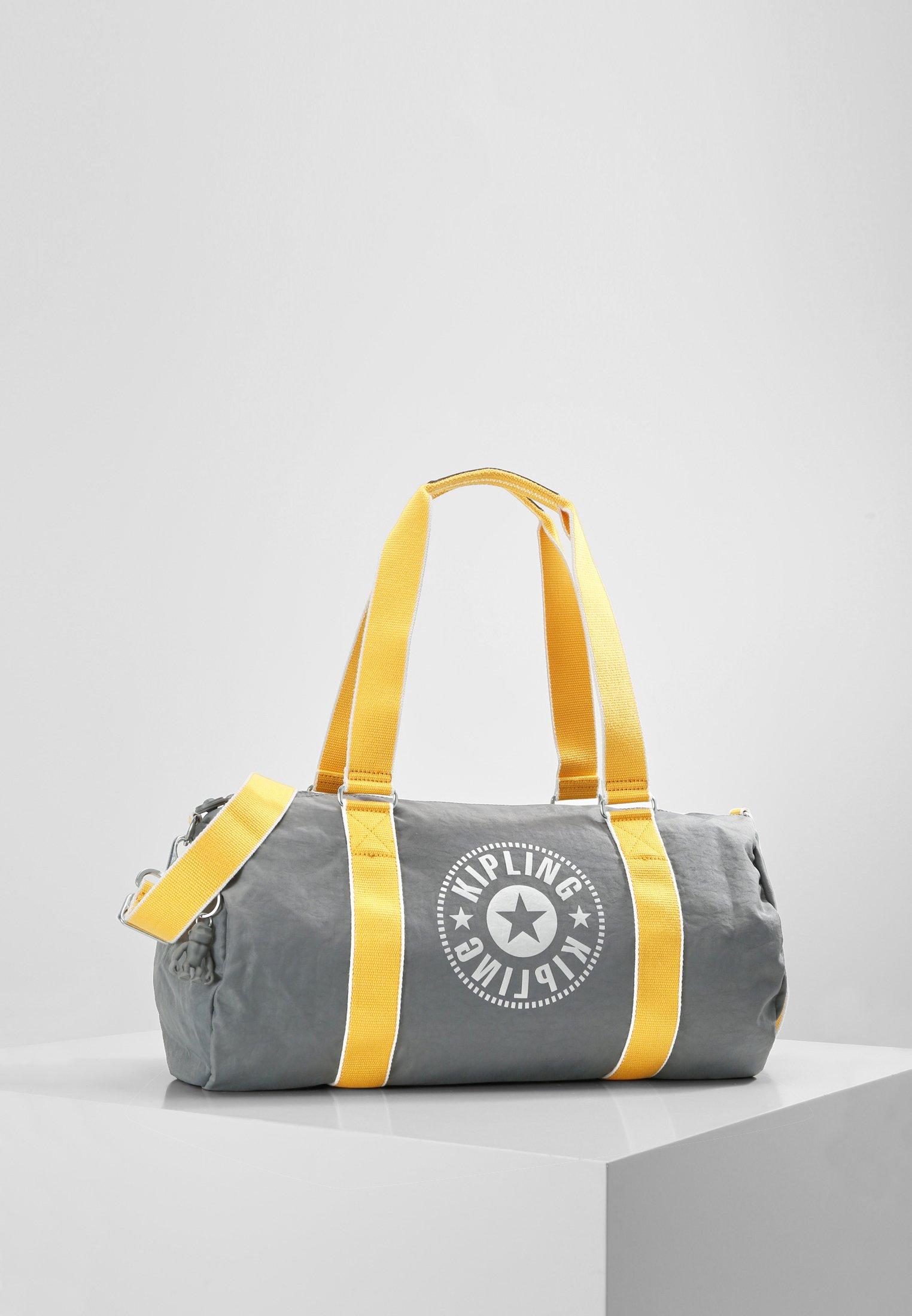 Cheap Outlet Kipling ONALO - Weekend bag - dark grey | women's accessories 2020 iTEi9