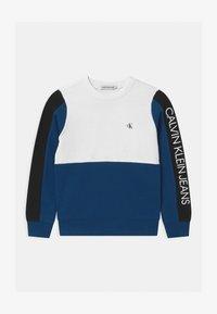 Calvin Klein Jeans - LOGO - Sweatshirt - blue - 0