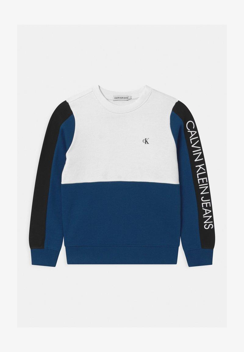 Calvin Klein Jeans - LOGO - Sweatshirt - blue