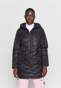 Norrøna - LOFOTEN ANORAK - Ski jacket - black - 0