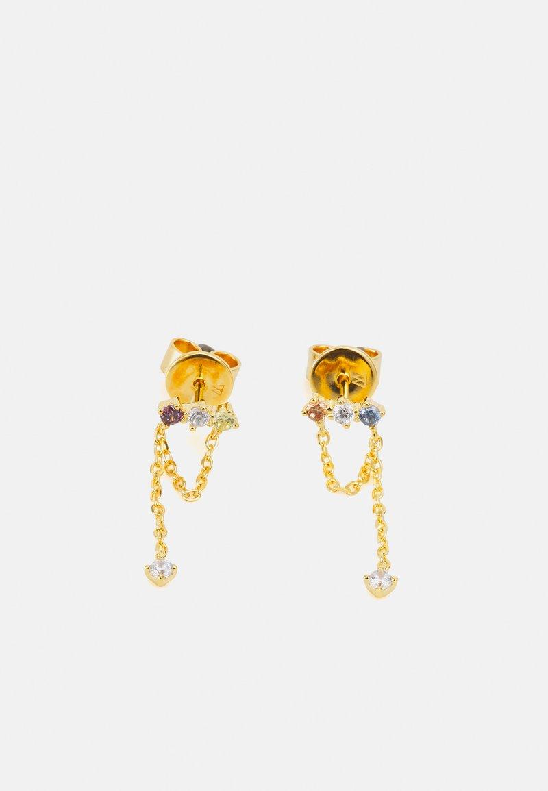 PDPAOLA - MANA - Earrings - gold-coloured