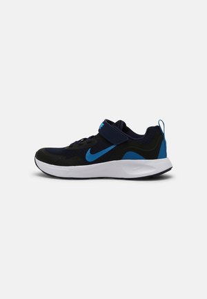 WEARALLDAY - Sneakers laag - midnight navy/imperial blue