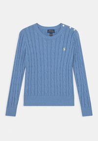 Polo Ralph Lauren - CABLE - Pullover - sky blue - 0