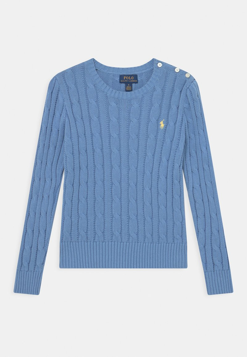 Polo Ralph Lauren - CABLE - Pullover - sky blue