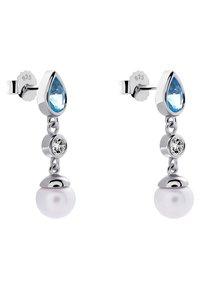 Orphelia - ROSALIE - Earrings - silver-coloured - 1