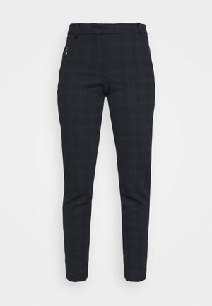 TROUSER - Trousers - marine