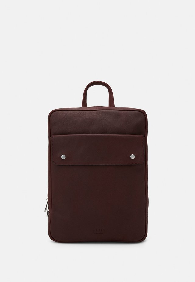 THOR BACKPACK UNISEX - Tagesrucksack - oxblood