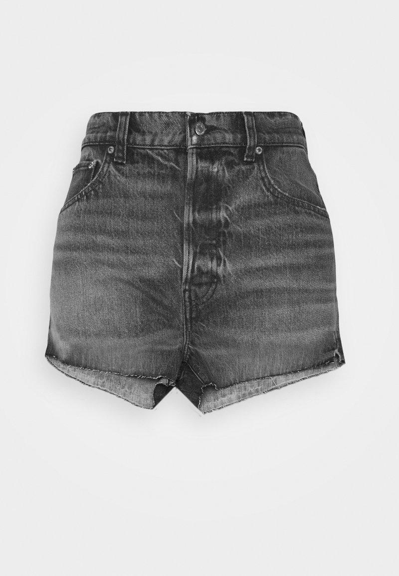 Ética - SYDNEY - Denim shorts - granite creek
