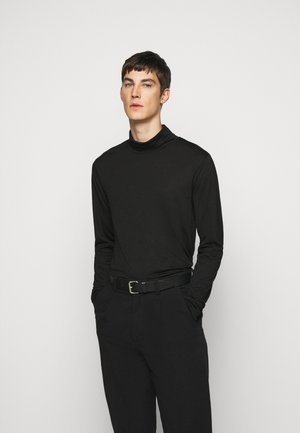 BAKER TURTLENECK - Long sleeved top - black