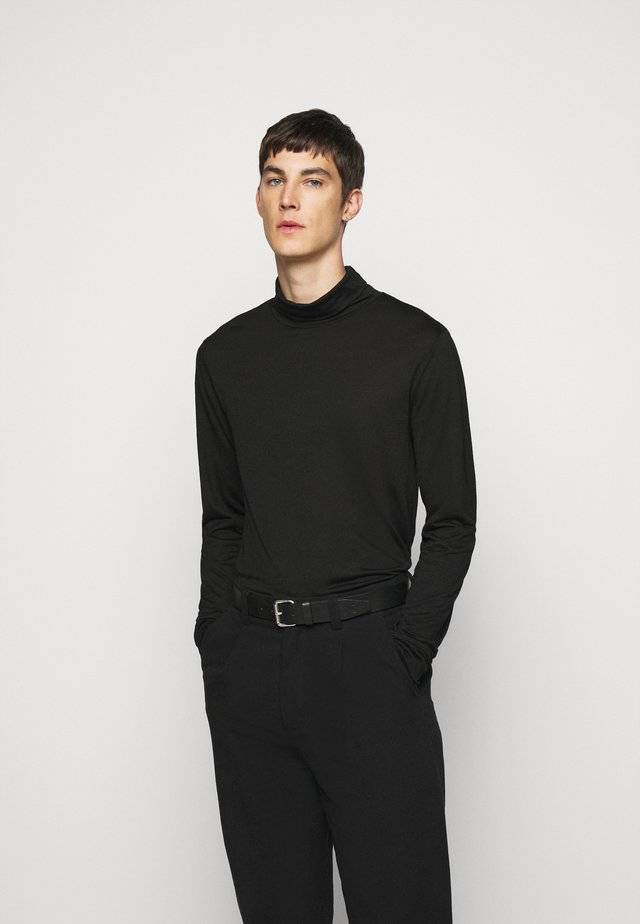BAKER TURTLENECK - Topper langermet - black
