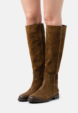Laarzen - warm brown