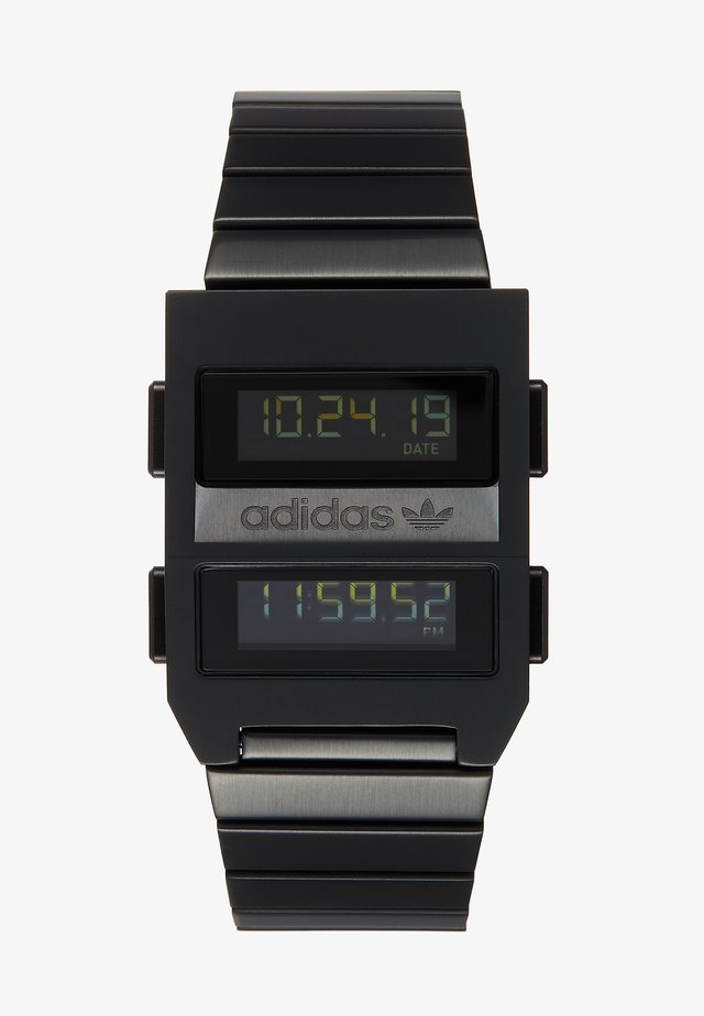 ARCHIVE M3 - Reloj digital - all black