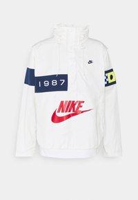Nike Sportswear - REISSUE WALLIWAW  - Windbreaker - sail/midnight navy/midnight navy - 5
