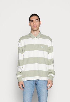 ONLY RUGBY POLO - Koszulka polo - green