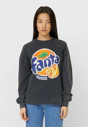 FANTA - Sweatshirt - light grey