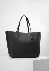 Even&Odd - Tote bag - black/red - 0