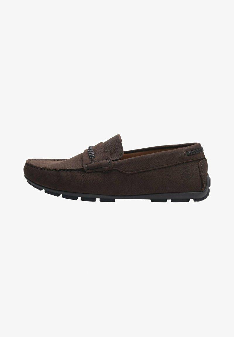 Lumberjack - JAMAL - Slip-ins - brown