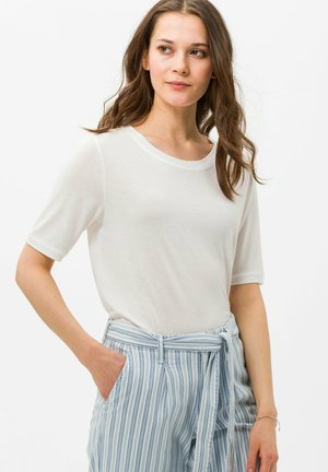 STYLE COLETTE - Basic T-shirt - offwhite