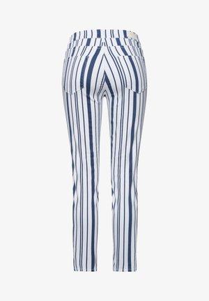 """BRAX DAMEN HOSE """"SHAKIRA S"""" SKINNY FIT - Pantalon classique - bleu (50)"""
