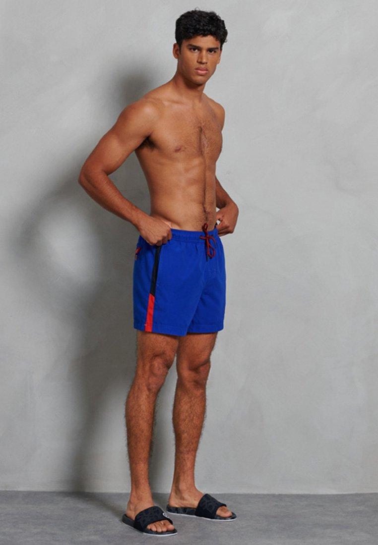 Superdry - Swimming shorts - racer cobalt