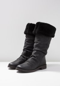 Felmini - CREPONA - Winter boots - james black