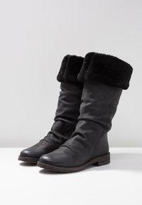 Felmini - CREPONA - Winter boots - james black - 4