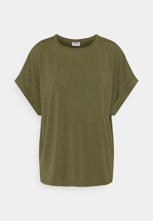 NMSHELLY - Basic T-shirt - kalamata
