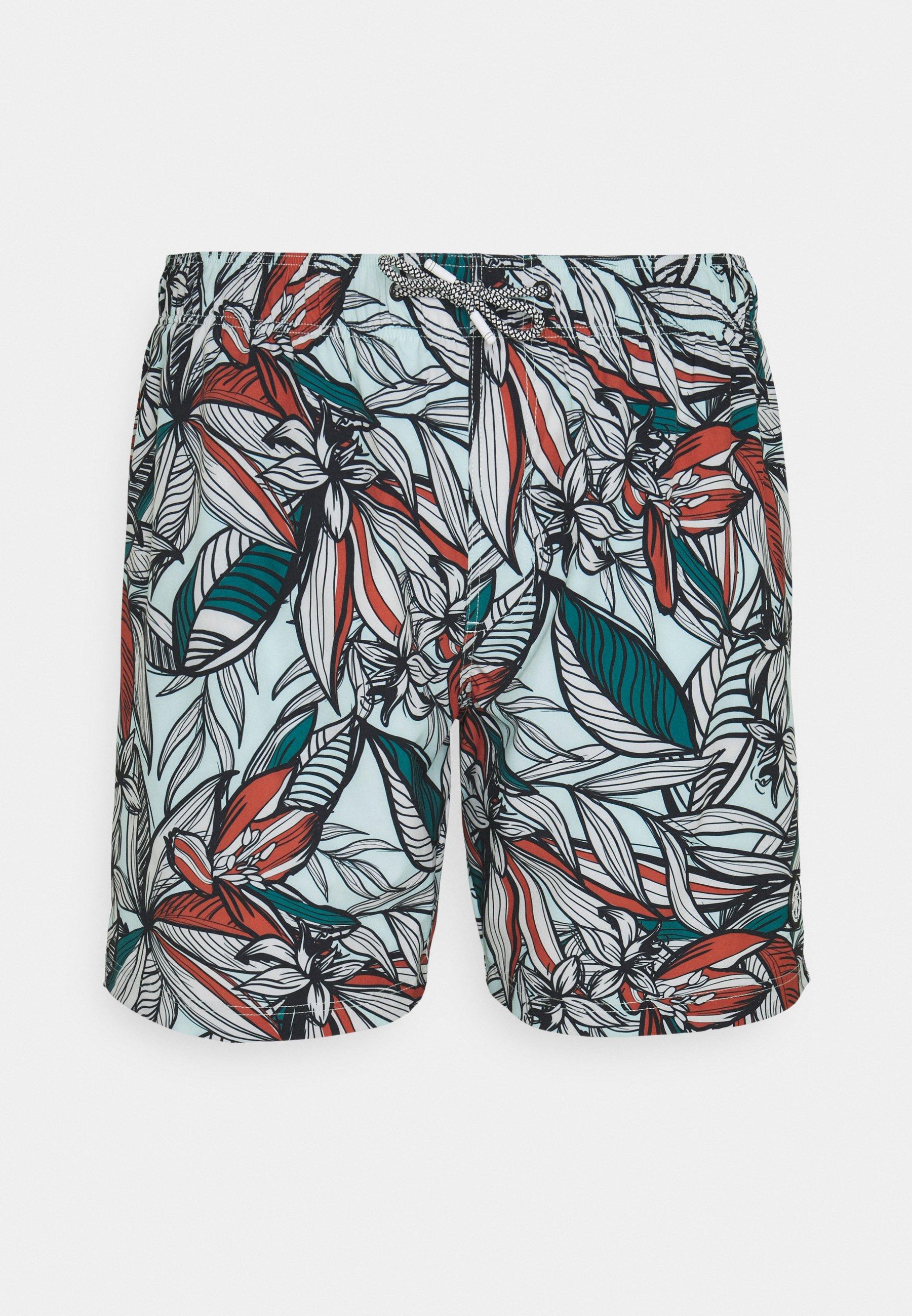 Men JJIMAUI JJSWIMSHORTS - Swimming shorts