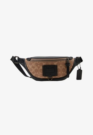 SIGNATURE RIVINGTON BELT BAG 7 - Marsupio - brown