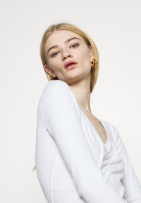 Hollister Co. - Long sleeved top - white - 4