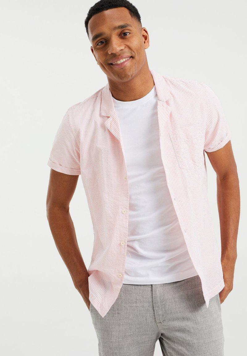 WE Fashion - Shirt - light pink