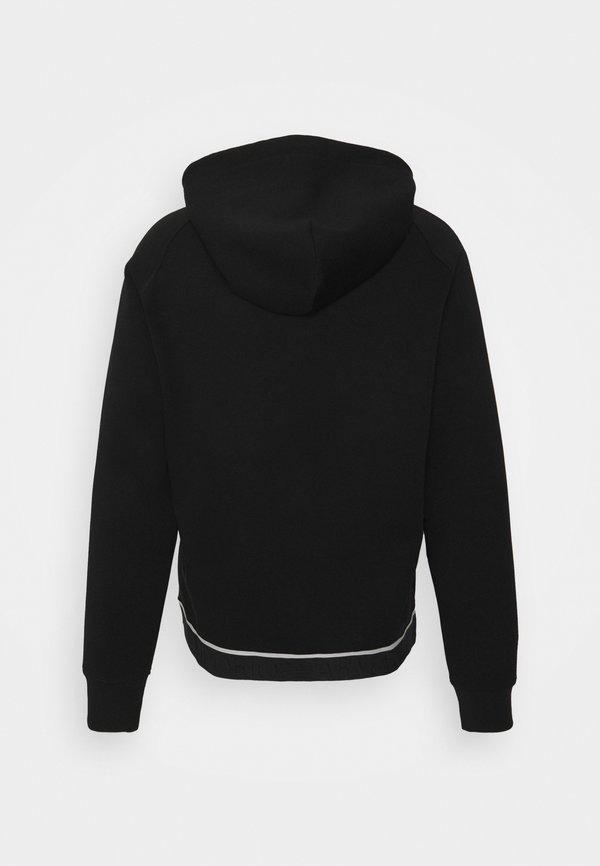 Emporio Armani Bluza - black/czarny Odzież Męska OXHK