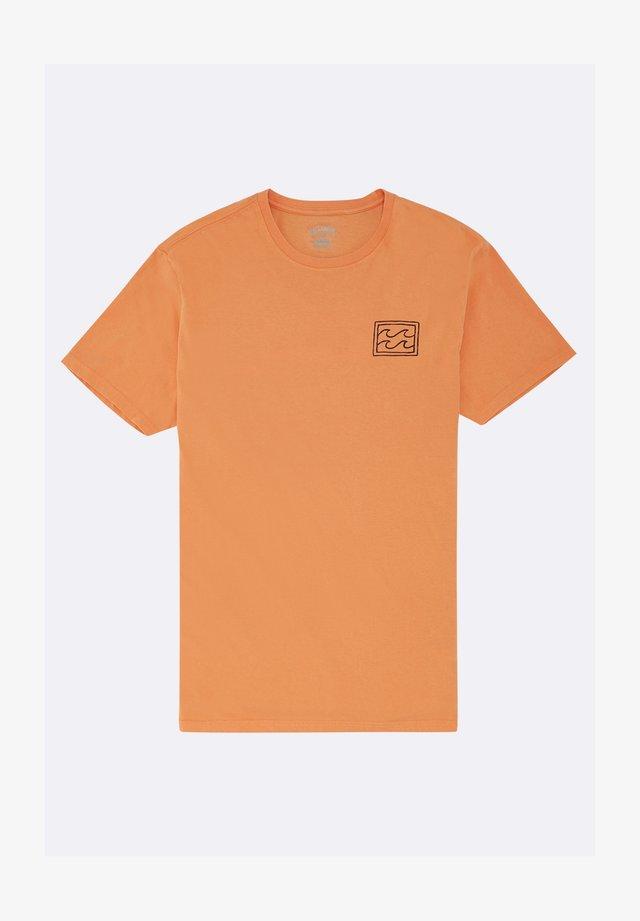 WARCHILD  - Camiseta estampada - sunset