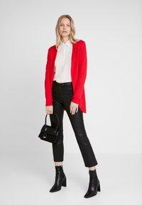 Rich & Royal - Blazer - cherry red - 1
