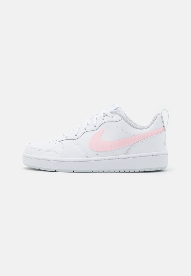 COURT BOROUGH 2 MWH - Sneakers - white/arctic punch/light armory blue