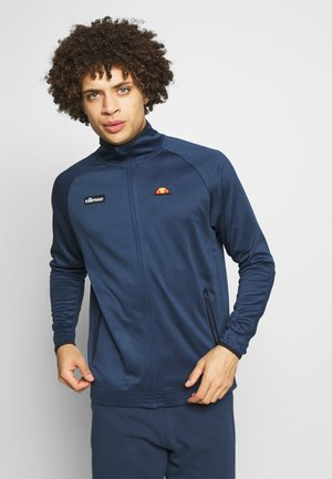 CALDWELO - Training jacket - navy
