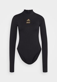 adidas Performance - SPORTS LEOTARD - Dres - black - 3