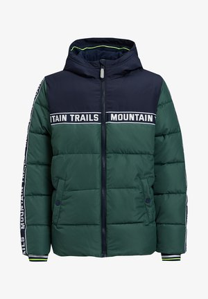 MET CAPUCHON - Winter jacket - green