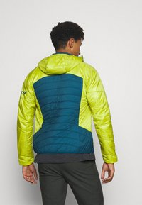 Dynafit - RADICAL 3 HOOD - Winter jacket - moss - 2