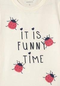 Name it - NMFDASA - T-shirts print - snow white - 2