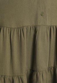 Esprit - DRESS - Day dress - khaki green - 4