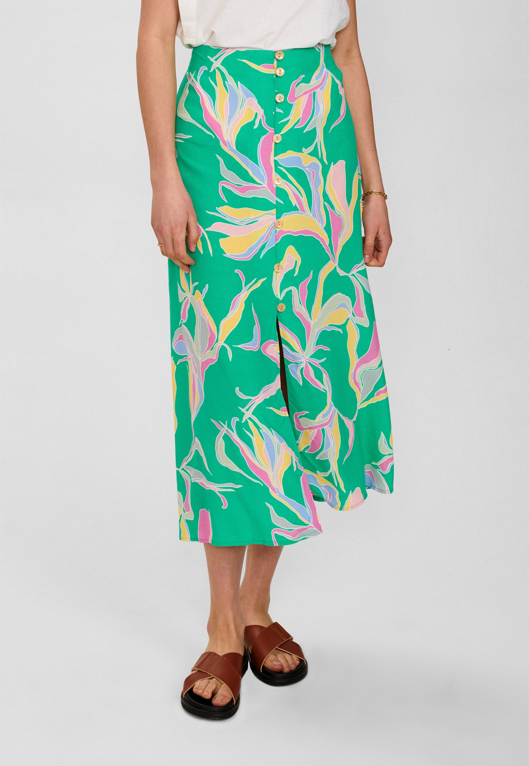 Women NUCARLY SKIRT - Maxi skirt